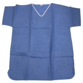 Scrub Tunic With Pockets