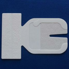 365 Reinforced Transparent Adhesive IV Dressing 5cmx5.7cm 1x100