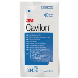 3M Cavilon No Sting Barrier Film 3ml Foam Applicators 1x25