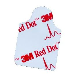 3M Red Dot Diagnostic ECG Electrode 1x100