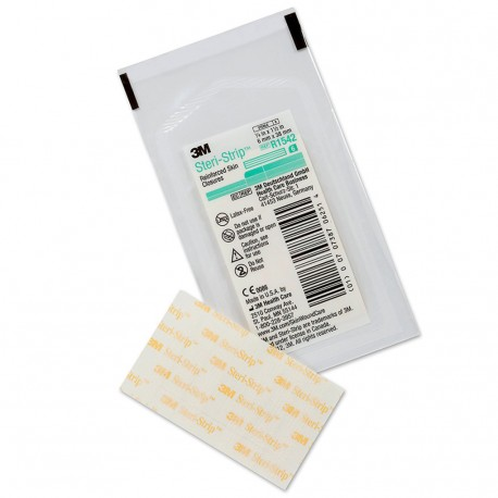 Steri-strip Adhesive Skin Closures 6x38mm 1x50