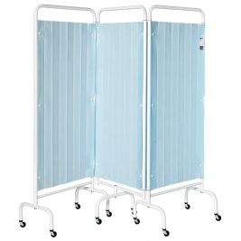 3 Tier Mobile Screen Disposable Curtains