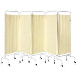 5 Tier Mobile Screen Disposable Curtains
