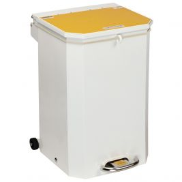 Flame Retardant Waste Bins 50l