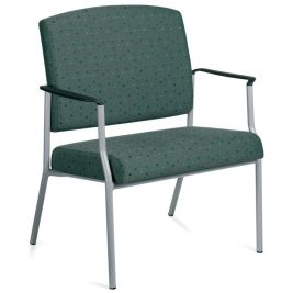 Bariatric Stacking Chair 240kg Inter/vene