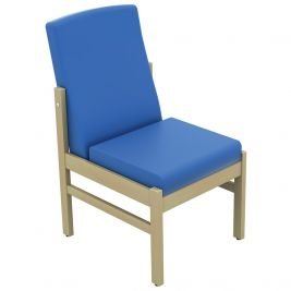 Atlas Patient Low Back Side Chair Anti-Bac Inter/Vene