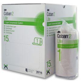 Coban 2 Lite Comfort Foam Layer 15cmx2.7m