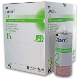 Coban 2 Lite Compression Layer 10cmx3.5m