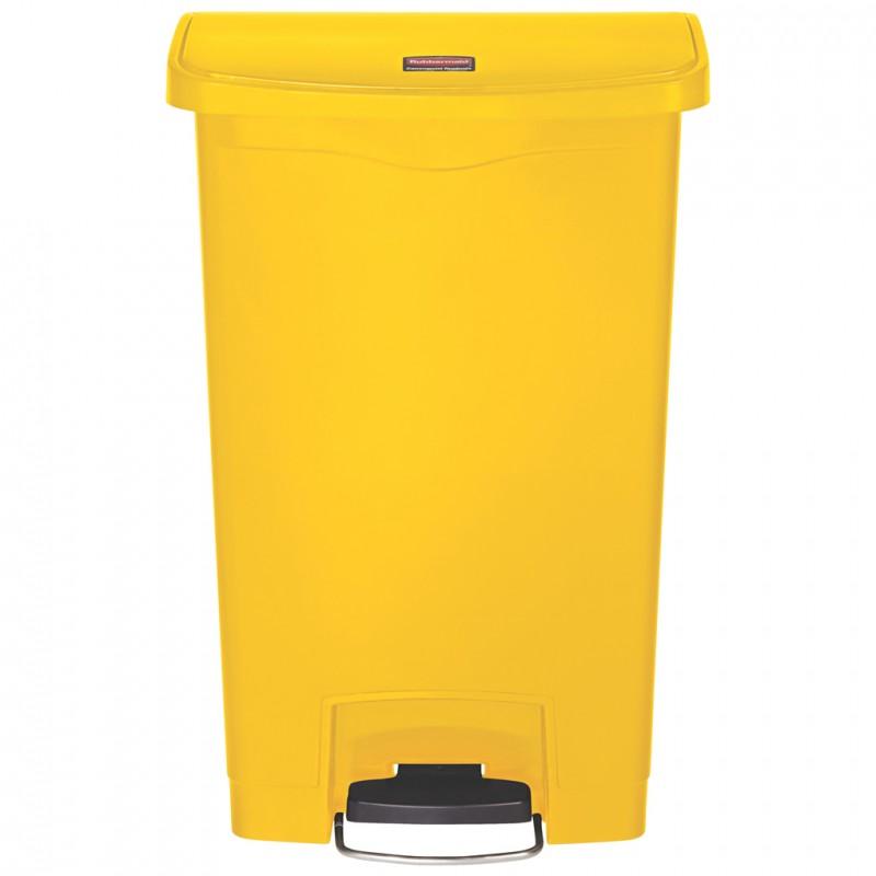slim jim step on resin front step container 50 litre. Black Bedroom Furniture Sets. Home Design Ideas
