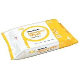 Sani Cloth Detergent Wipes 1x60