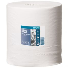 Tork Wiping Paper Plus White 1x6