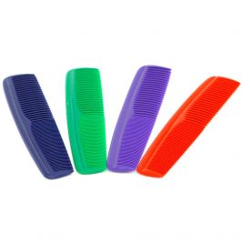 Nylon Combs Assorted Colours 1x24