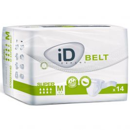 ID EXPERT BELT MEDIUM SUPER 4X14