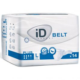 ID Expert Belt Plus Large 4x14