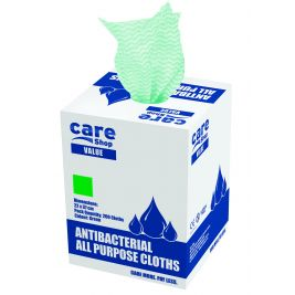 Care Essentials Cloth Green 1x200