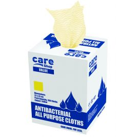 Care Essentials Cloth Yellow 1x200