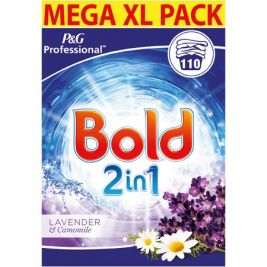 Bold Professional 2 in 1 7.15kg Lavender and Camomile