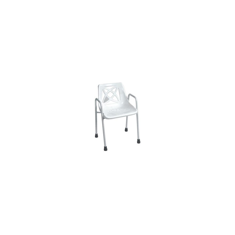 Economy Shower Chair Without Wheels