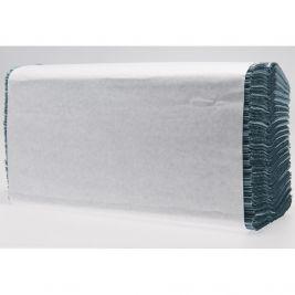 Pristine Z-Fold Hand Towel 2 Ply Blue 1x4000