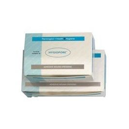 Hygiopore Adhesive Wound Dressing 10x8cm 1x25