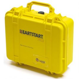 Heartstart HS1 and FRX Hard Plastic Carry Case