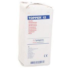 Topper 12 Non Sterile Swabs 7.5x7.5cm 1x100