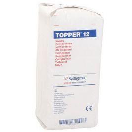 Topper 12 Non Sterile Swabs 10x10cm 1x100