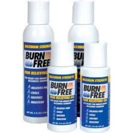 Burns Pain Relieving Gel 59ml