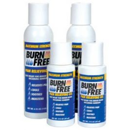 Burns Pain Relieving Gel 118ml