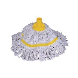 Hygiemix Socket Mop Head 300g Yellow