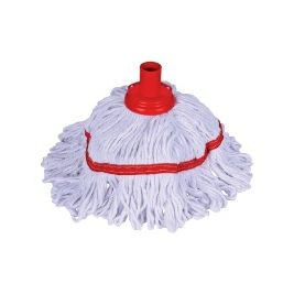 Hygiemix Socket Mop Head 300g Red
