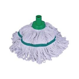 Hygiemix Socket Mop Head 300g Green