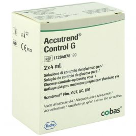Accutrend Control G 4ml 1x2