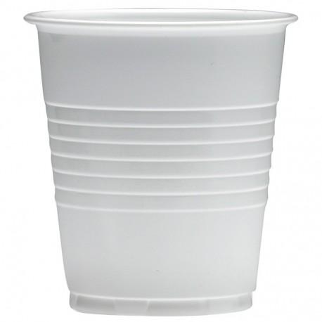 7OZ WHITE SQUAT CUP 1X2000