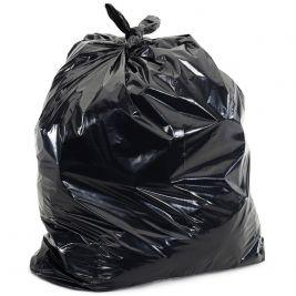 Household Waste Sack Black 1x300