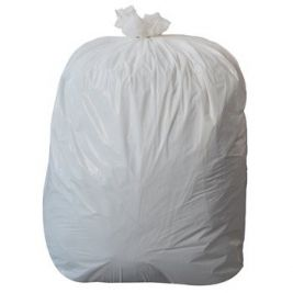General Purpose Polythene Sack White 1x200