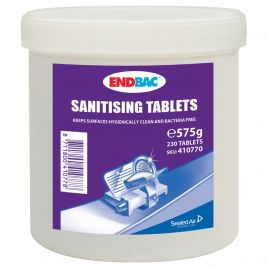 Endbac Sanitising Tablets 6x230