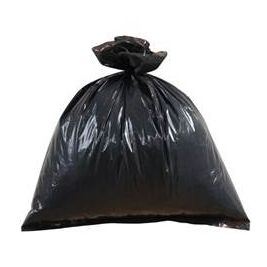 HD BLACK REFUSE SACK 15KG 90L 1X200