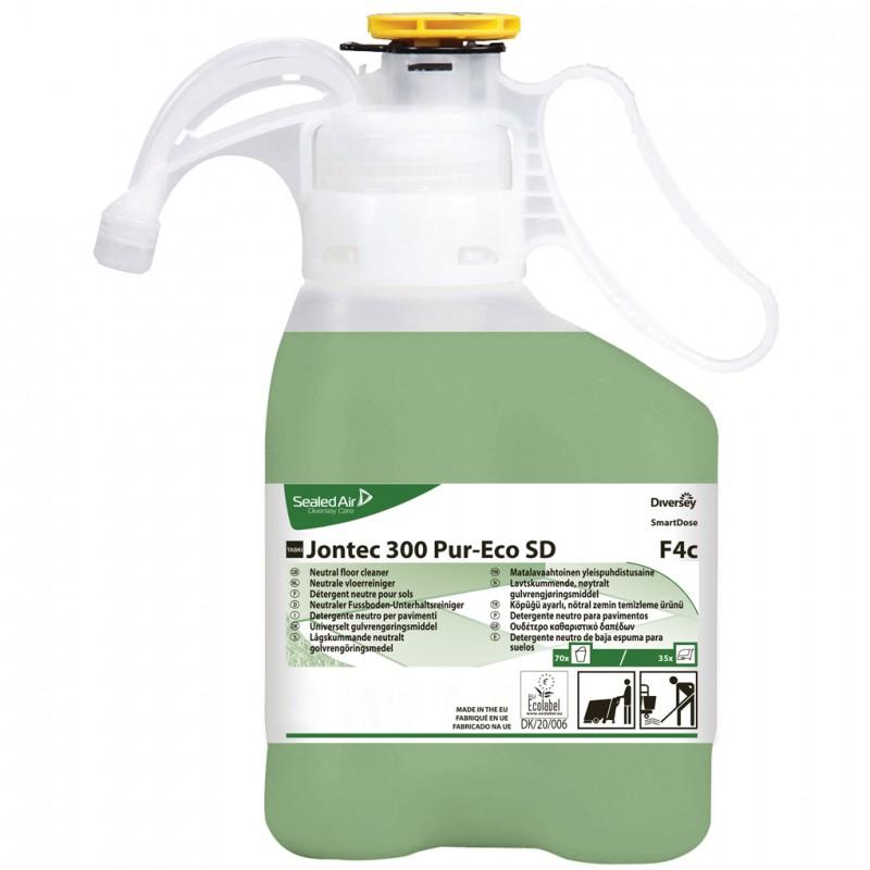 Taski Jontec 300 Pur Eco Sd F4c Neutral Floor Cleaner 1 4
