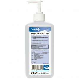 Diversey Soft Care Med H5 500ml 1x10