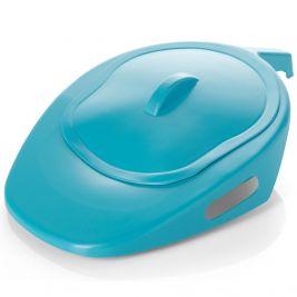 Warwick Sasco Slipper Pan Bedpan with Handle and Lid