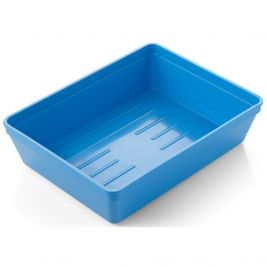 Warwick Sasco Instrument Tray 200mm Solid Ribbed Base
