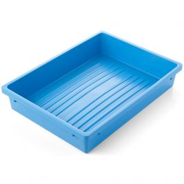 Warwick Sasco Instrument Tray 424mm Solid Ribbed Base