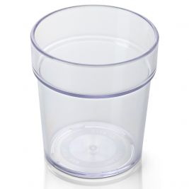 Warwick Sasco Clear Glass Style Beaker 280ml