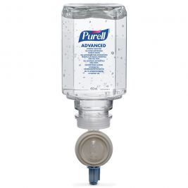 PURELL Advanced Hygienic Hand Rub Everywhere System 450ml 1x6