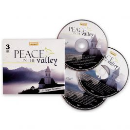 Peace in the Valley 3 CD Set