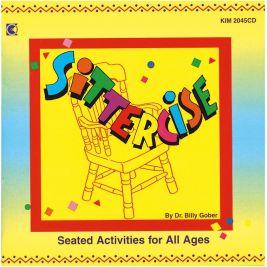 Sittercise CD
