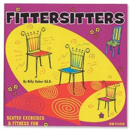 Fitter-Sitters CD