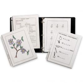 Alzheimers Activity Workbook
