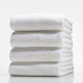 Ruby White Bath Towel 158x220cm